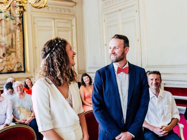 Le mariage de Thomas et Delphine à Bordeaux, Gironde 95