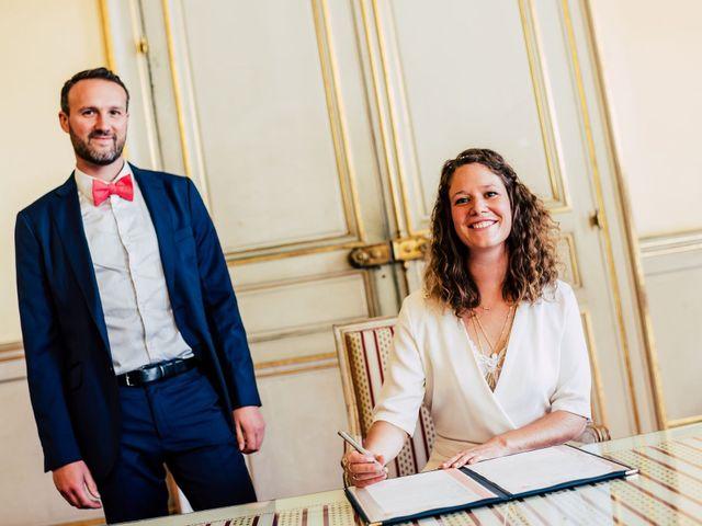 Le mariage de Thomas et Delphine à Bordeaux, Gironde 97