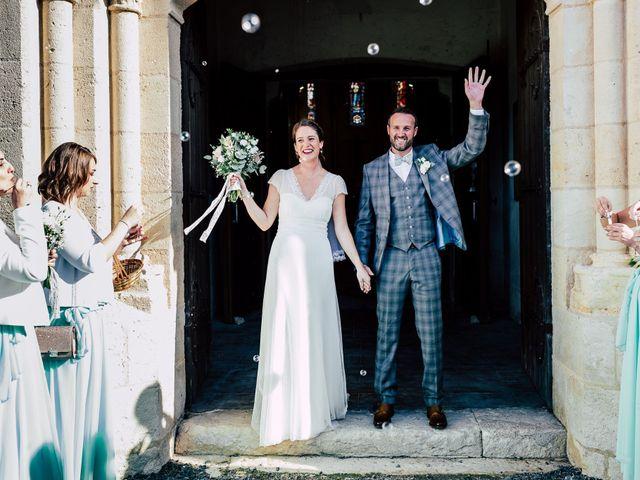 Le mariage de Thomas et Delphine à Bordeaux, Gironde 133