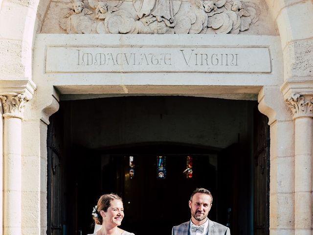 Le mariage de Thomas et Delphine à Bordeaux, Gironde 136