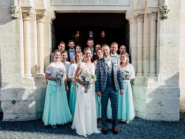 Le mariage de Thomas et Delphine à Bordeaux, Gironde 137