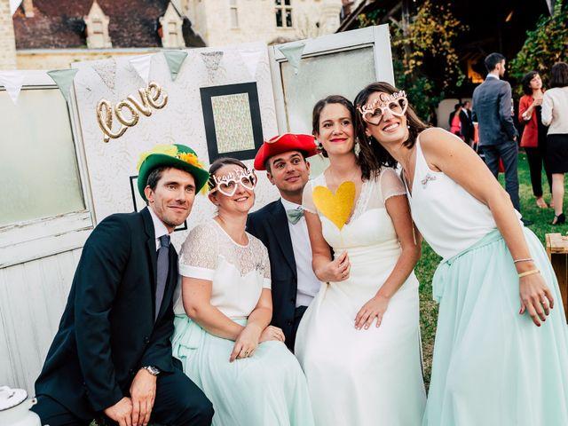 Le mariage de Thomas et Delphine à Bordeaux, Gironde 159
