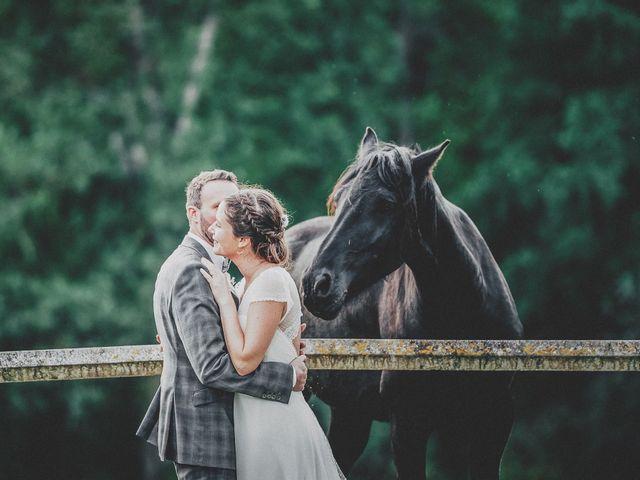Le mariage de Thomas et Delphine à Bordeaux, Gironde 201