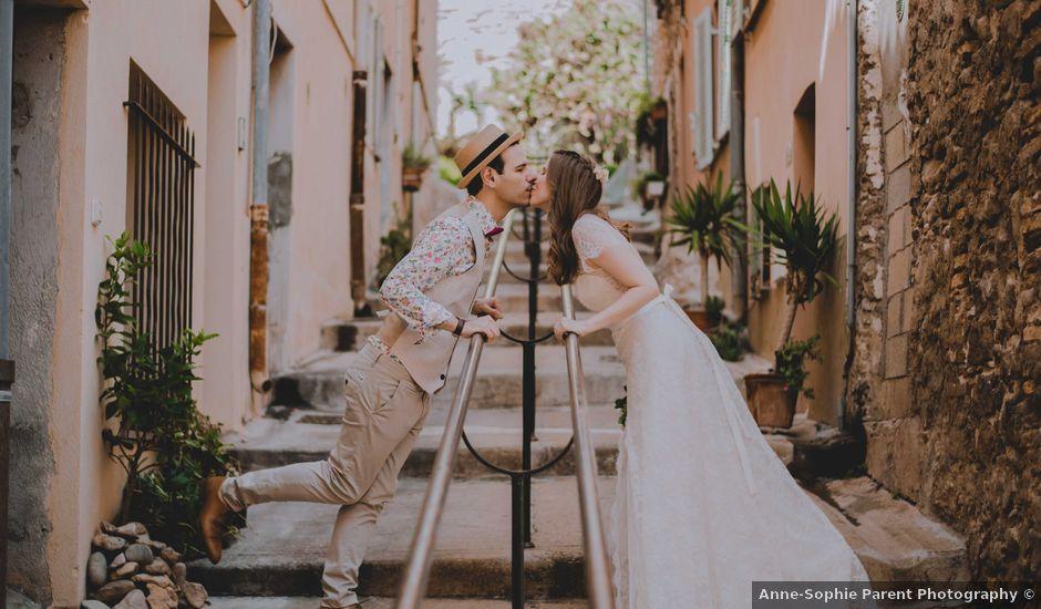 Le mariage de Jérôme et Mélissa à Antibes, Alpes-Maritimes