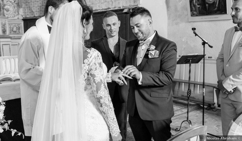 Le mariage de Franck et Jennifer à Le Boullay-Thierry, Eure-et-Loir