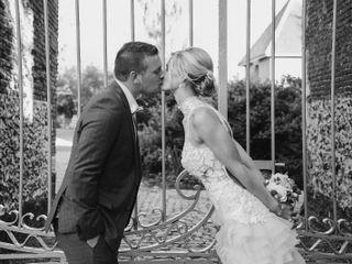 Le mariage de Justine et Adrian