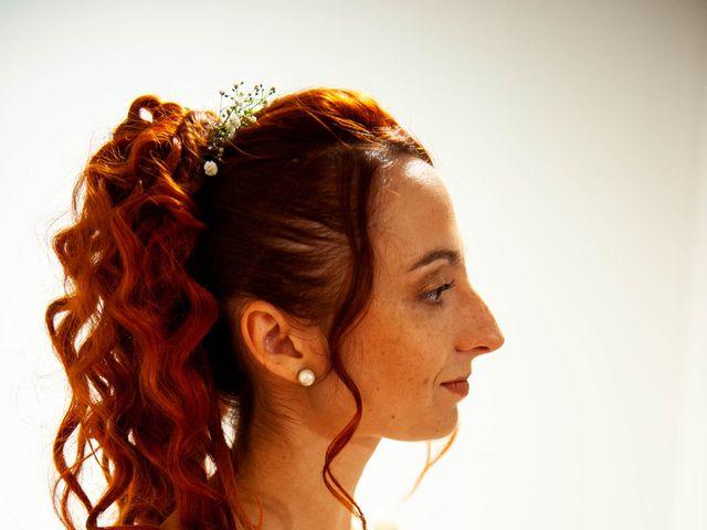 Le mariage de Sébastien et Virginie à Châtelus-le-Marcheix, Creuse 13