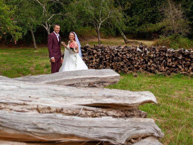 Le mariage de Sébastien et Virginie à Châtelus-le-Marcheix, Creuse 19