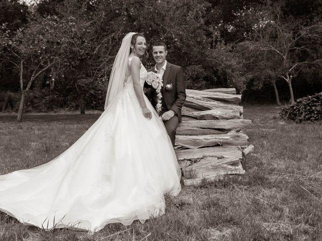 Le mariage de Sébastien et Virginie à Châtelus-le-Marcheix, Creuse 22