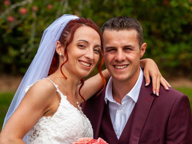 Le mariage de Sébastien et Virginie à Châtelus-le-Marcheix, Creuse 23