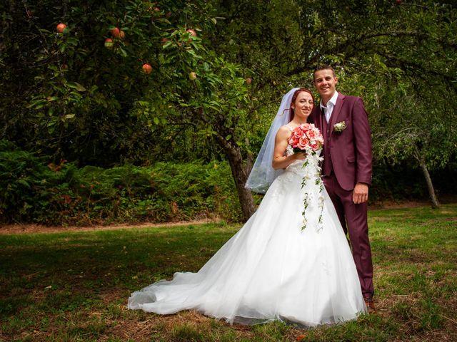 Le mariage de Sébastien et Virginie à Châtelus-le-Marcheix, Creuse 25