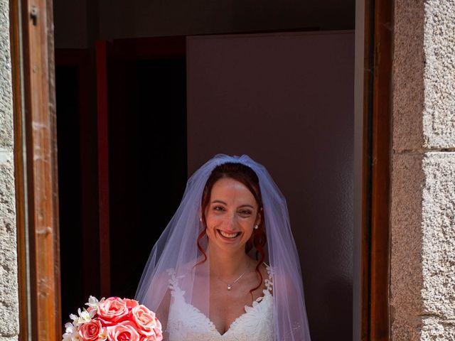 Le mariage de Sébastien et Virginie à Châtelus-le-Marcheix, Creuse 30