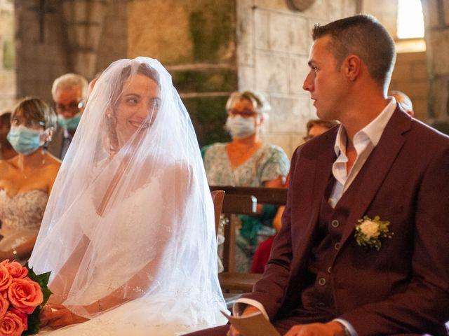 Le mariage de Sébastien et Virginie à Châtelus-le-Marcheix, Creuse 33