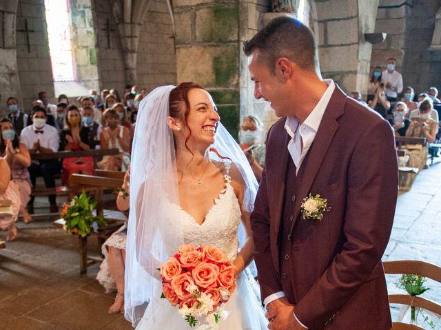 Le mariage de Sébastien et Virginie à Châtelus-le-Marcheix, Creuse 36