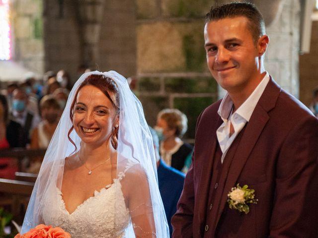 Le mariage de Sébastien et Virginie à Châtelus-le-Marcheix, Creuse 37