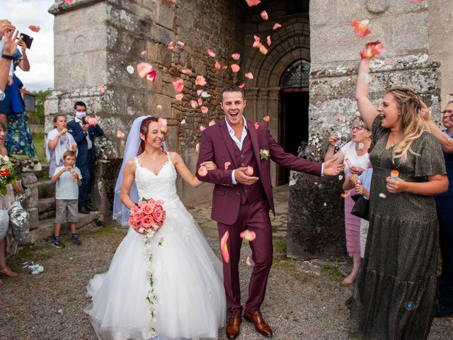 Le mariage de Sébastien et Virginie à Châtelus-le-Marcheix, Creuse 38