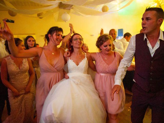 Le mariage de Sébastien et Virginie à Châtelus-le-Marcheix, Creuse 48