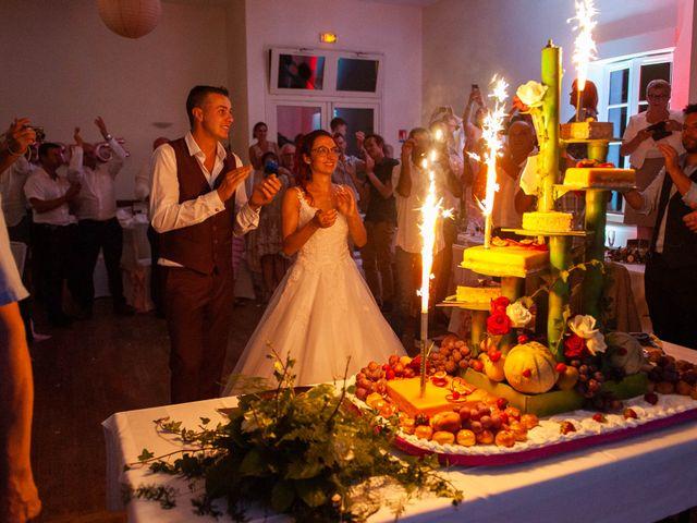 Le mariage de Sébastien et Virginie à Châtelus-le-Marcheix, Creuse 49