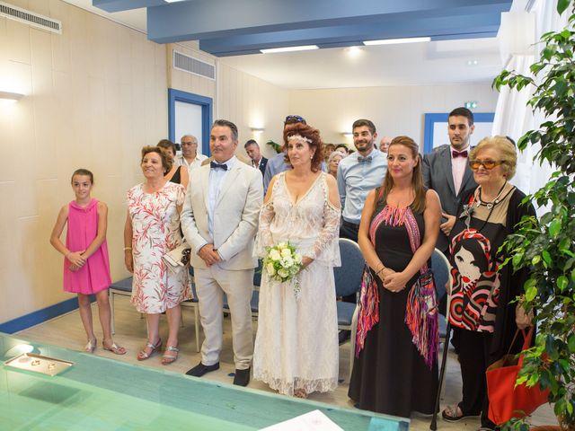 Le mariage de Aldo et Silvana à Nice, Alpes-Maritimes 8