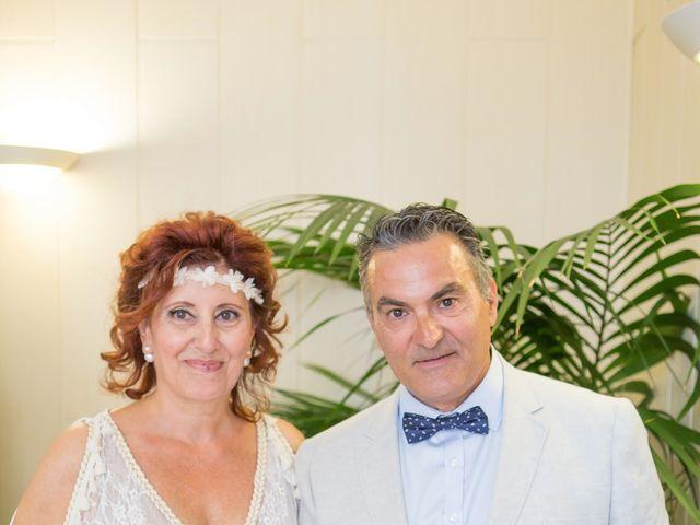 Le mariage de Aldo et Silvana à Nice, Alpes-Maritimes 10