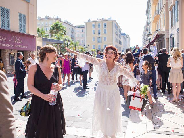 Le mariage de Aldo et Silvana à Nice, Alpes-Maritimes 12