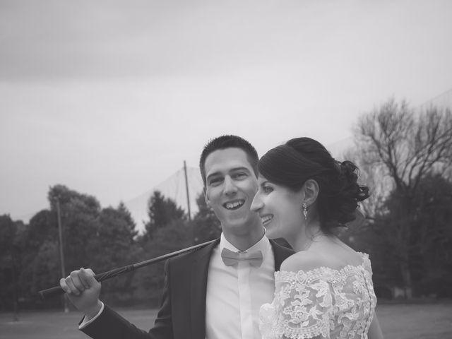 Le mariage de Florent et Manon à Metz, Moselle 15