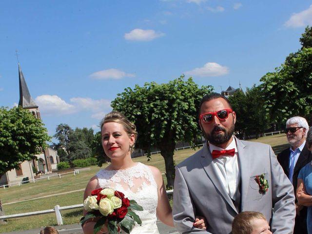 Le mariage de Julien et Lise à La Couture-Boussey, Eure 8
