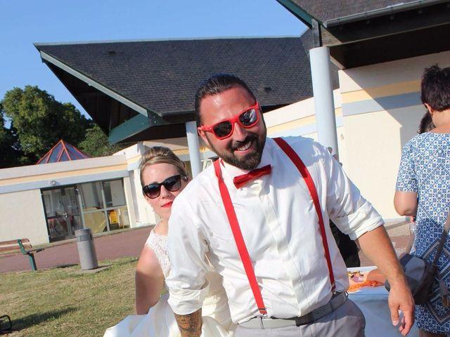 Le mariage de Julien et Lise à La Couture-Boussey, Eure 13