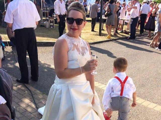Le mariage de Julien et Lise à La Couture-Boussey, Eure 20