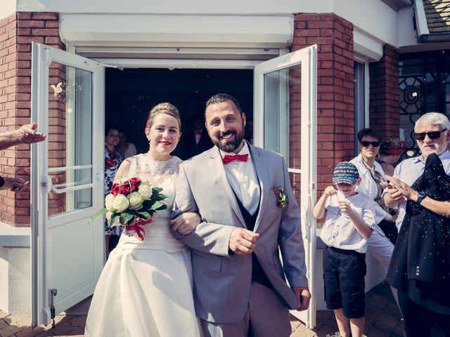Le mariage de Julien et Lise à La Couture-Boussey, Eure 5