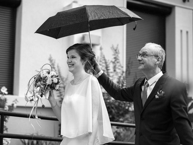 Le mariage de Reynald et Sarah à Chambéry, Savoie 6