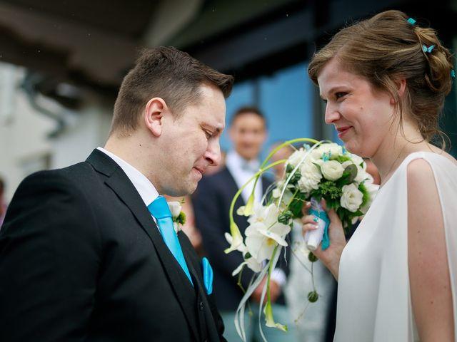 Le mariage de Reynald et Sarah à Chambéry, Savoie 7