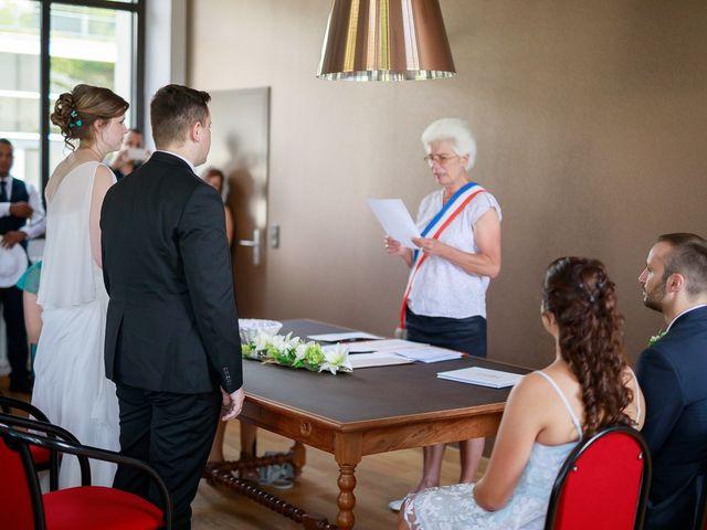 Le mariage de Reynald et Sarah à Chambéry, Savoie 9