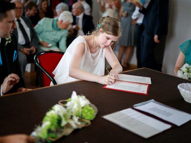 Le mariage de Reynald et Sarah à Chambéry, Savoie 10