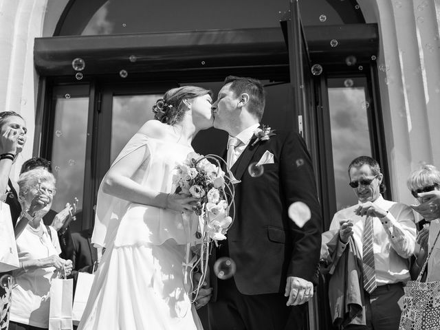 Le mariage de Reynald et Sarah à Chambéry, Savoie 12