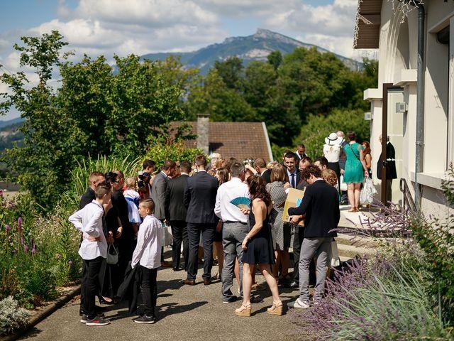 Le mariage de Reynald et Sarah à Chambéry, Savoie 14