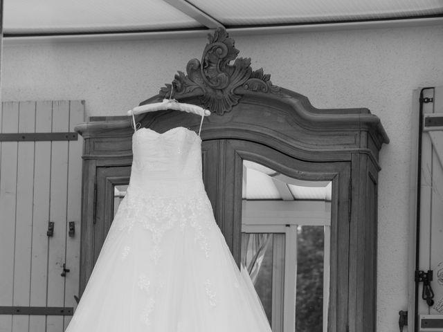 Le mariage de Benjamin et Marion à Saint-Maximin-la-Sainte-Baume, Var 12