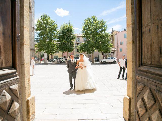 Le mariage de Benjamin et Marion à Saint-Maximin-la-Sainte-Baume, Var 20