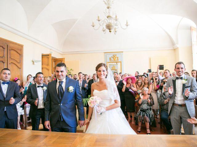 Le mariage de Benjamin et Marion à Saint-Maximin-la-Sainte-Baume, Var 21