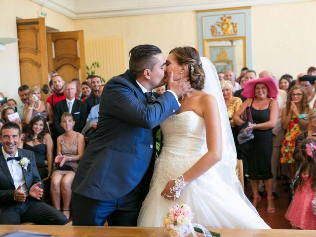 Le mariage de Benjamin et Marion à Saint-Maximin-la-Sainte-Baume, Var 23