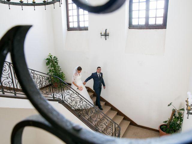 Le mariage de Benjamin et Marion à Saint-Maximin-la-Sainte-Baume, Var 24
