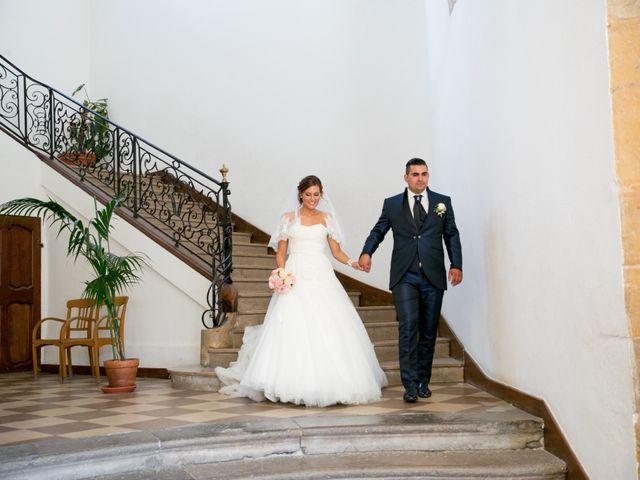 Le mariage de Benjamin et Marion à Saint-Maximin-la-Sainte-Baume, Var 25