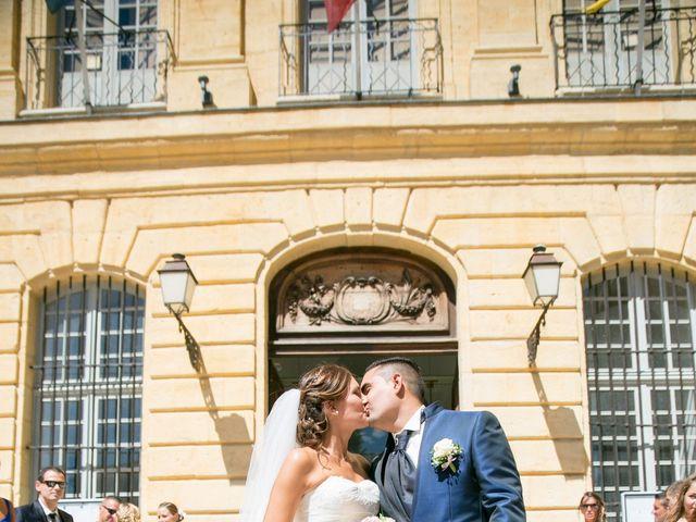 Le mariage de Benjamin et Marion à Saint-Maximin-la-Sainte-Baume, Var 26