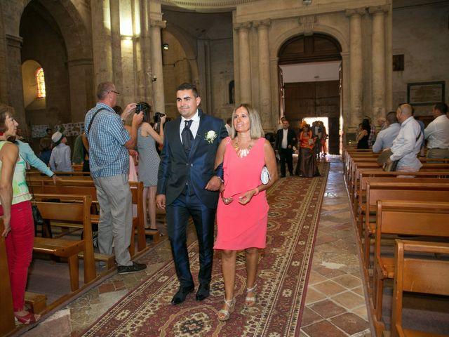 Le mariage de Benjamin et Marion à Saint-Maximin-la-Sainte-Baume, Var 28