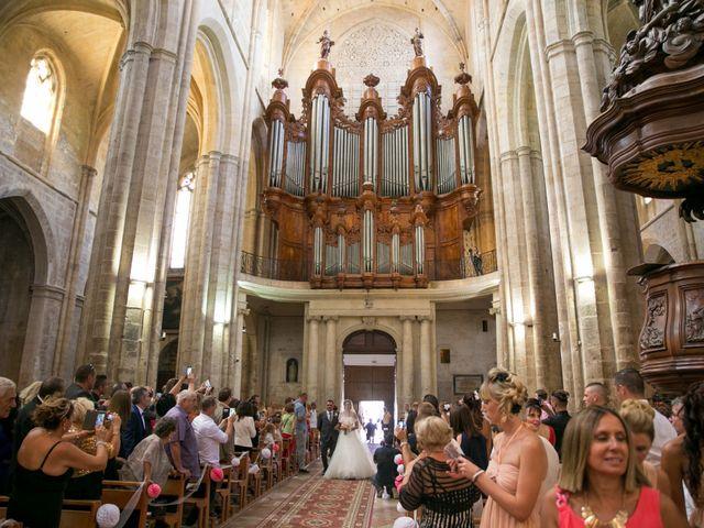Le mariage de Benjamin et Marion à Saint-Maximin-la-Sainte-Baume, Var 29
