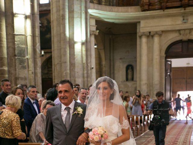 Le mariage de Benjamin et Marion à Saint-Maximin-la-Sainte-Baume, Var 30