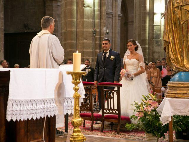 Le mariage de Benjamin et Marion à Saint-Maximin-la-Sainte-Baume, Var 33