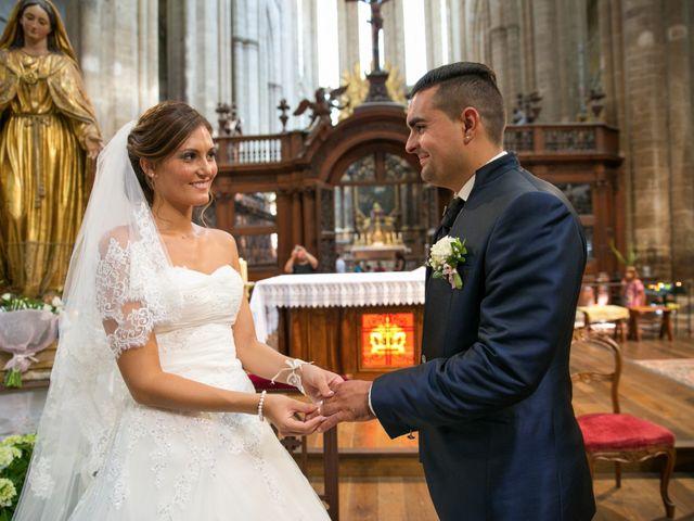 Le mariage de Benjamin et Marion à Saint-Maximin-la-Sainte-Baume, Var 39