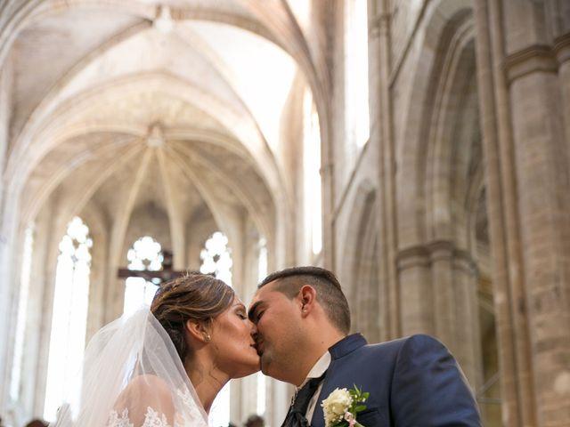Le mariage de Benjamin et Marion à Saint-Maximin-la-Sainte-Baume, Var 40