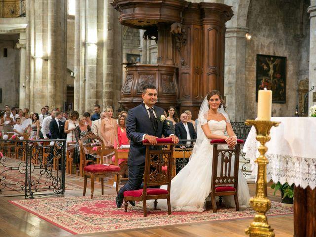 Le mariage de Benjamin et Marion à Saint-Maximin-la-Sainte-Baume, Var 41